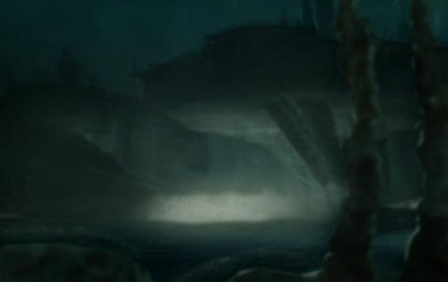 Stargate: Atlantis - Lexikon - Atlantis - Automatisches Auftauchen 1