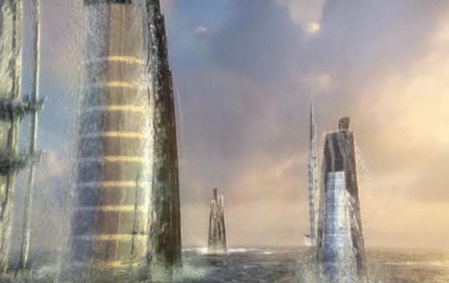 Stargate: Atlantis - Lexikon - Atlantis - Automatisches Auftauchen 4