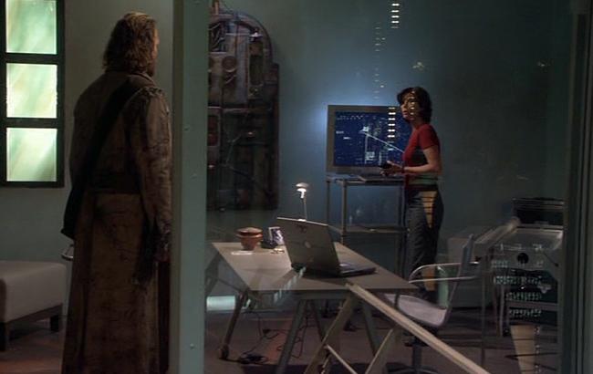 Stargate: Atlantis - Lexikon - Atlantis Dr. Elizabeth Weirs Büro 2