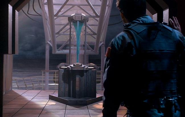 Stargate: Atlantis - Lexikon - Atlantis Erdungsstation 1