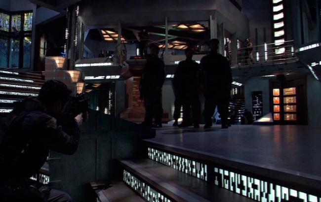 Stargate: Atlantis - Lexikon - Atlantis Gatetrium 1