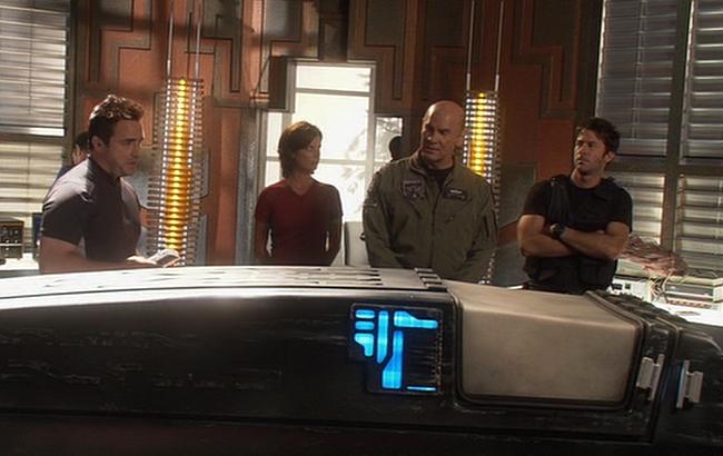 Stargate: Atlantis - Lexikon - Kapsel - Der lange Abschied 2