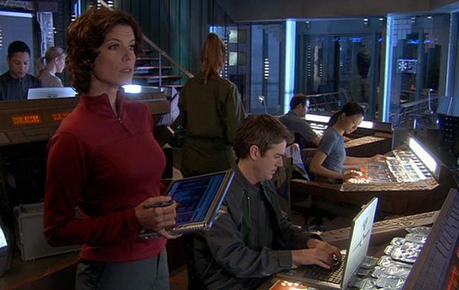 Stargate: Atlantis - Lexikon - Atlantis Kontrollraum 1