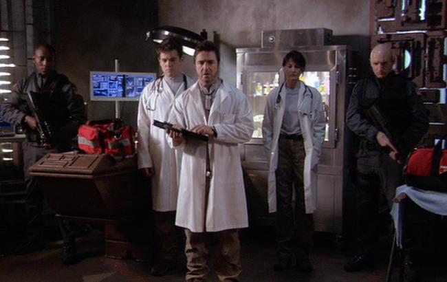Stargate: Atlantis - Lexikon - Atlantis Krankenstation 1