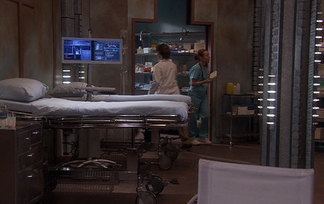 Stargate: Atlantis - Lexikon - Atlantis Krankenstation 2