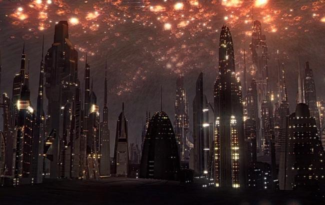 Stargate: Atlantis - Lexikon - Atlantis Schutzschild 2