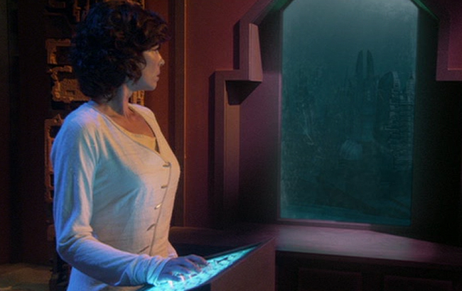 Lexikon - Stargate: Atlantis - Atlantis Stasiskammer - 1