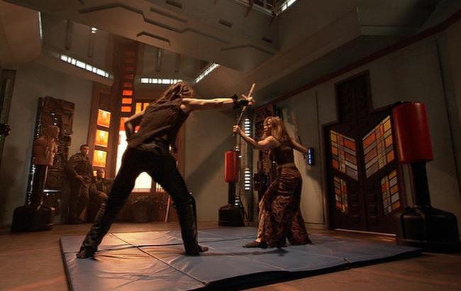 Stargate: Atlantis - Lexikon - Atlantis Trainingsraum 2