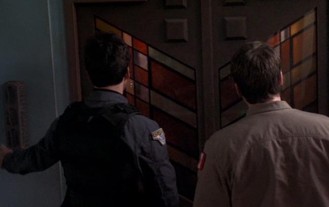 Stargate: Atlantis - Lexikon - Atlantis - Transporter 1