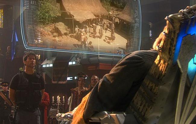 Stargate: Atlantis - Lexikon - Turm holographische Anzeige 1