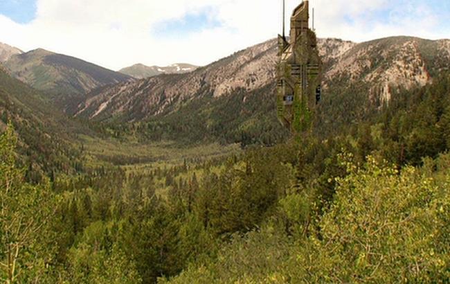 Stargate: Atlantis - Lexikon - Turm Tower 1