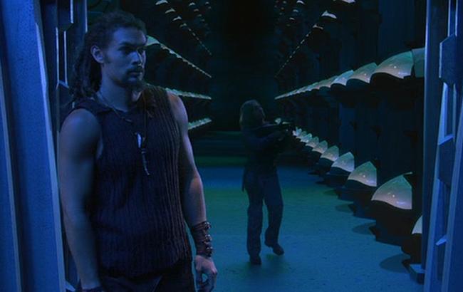 Stargate: Atlantis - Lexikon - Aurora Stasiskapsel 1
