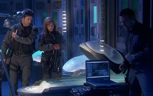 Stargate: Atlantis - Lexikon - Aurora Stasiskapsel 3