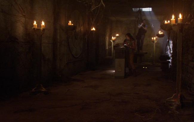 Stargate: Atlantis - Lexikon - Bruderschaft der 15 - Geheimkammer 1