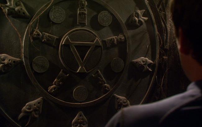 Stargate: Atlantis - Lexikon - Bruderschaft der 15 - Geheimkammer 2