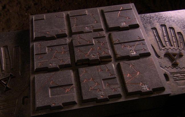 Stargate: Atlantis - Lexikon - Bruderschaft der 15 - Geheimkammer 3