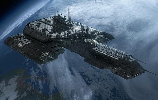 Stargate: Atlantis - Lexikon - Daedalus 1