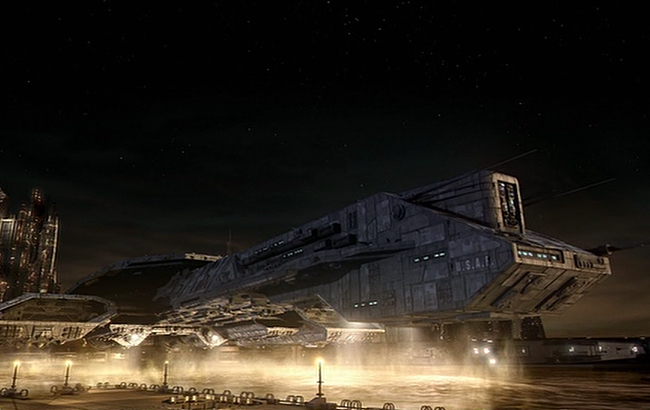 Stargate: Atlantis - Lexikon - Daedalus 2