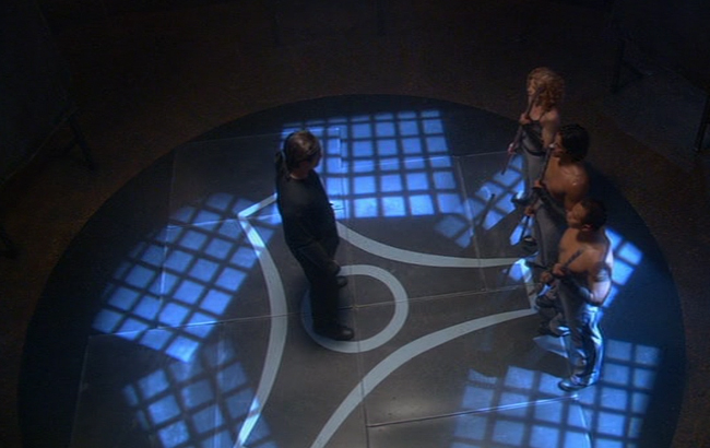 Stargate: Atlantis - Lexikon - Genii Kampfsporttraining 1