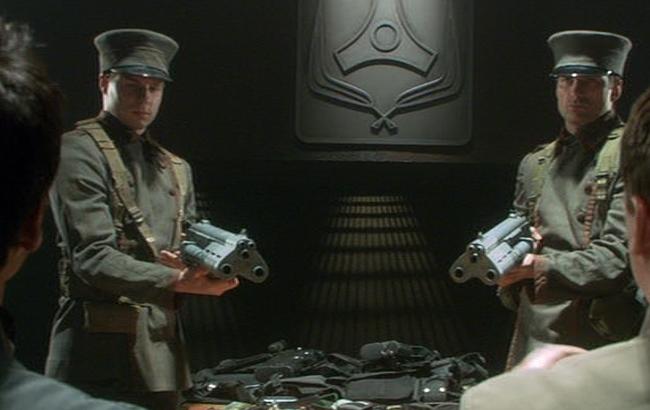 Stargate: Atlantis - Lexikon - Genii Waffen - 1