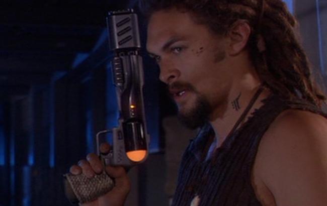 Stargate: Atlantis - Lexikon - Handfeuerwaffe Ronon Dex 1