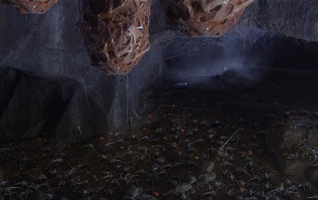 Stargate: Atlantis - Lexikon - Iratus-Käfer Höhle 3