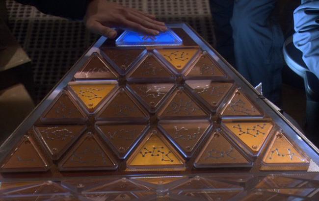 Stargate: Atlantis - Lexikon - Puddlejumper - Cockpit / Kontrollpult 3