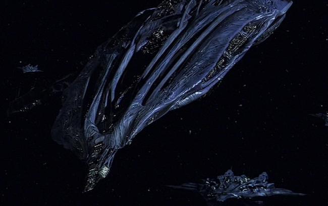Stargate: Atlantis - Lexikon - Wraith Basisschiff Hive 1