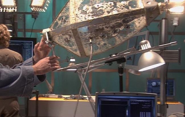 Stargate: Atlantis - Lexikon - Wraith Dart Beamtechnologie Modul 2