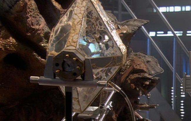 Stargate: Atlantis - Lexikon - Wraith Dart Beamtechnologie Modul 3
