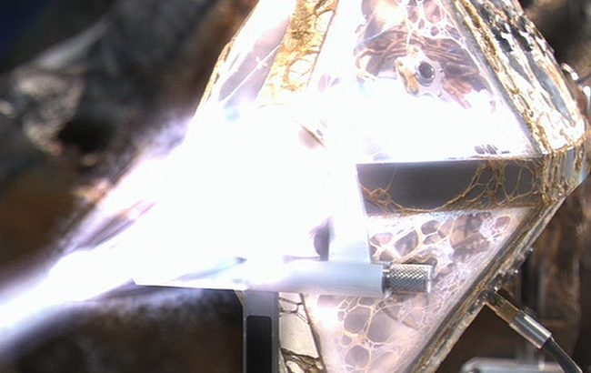 Stargate: Atlantis - Lexikon - Wraith Dart Beamtechnologie Modul 4
