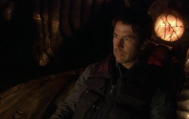 Stargate: Atlantis - Lexikon - Wraith-Dart Cockpit 2