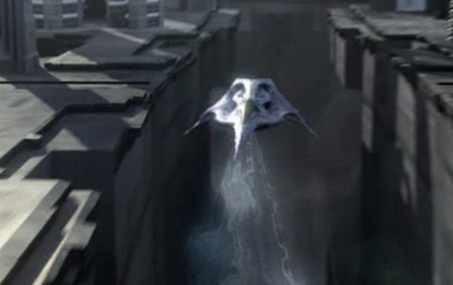 Stargate: Atlantis - Lexikon - Wraith Dart 1