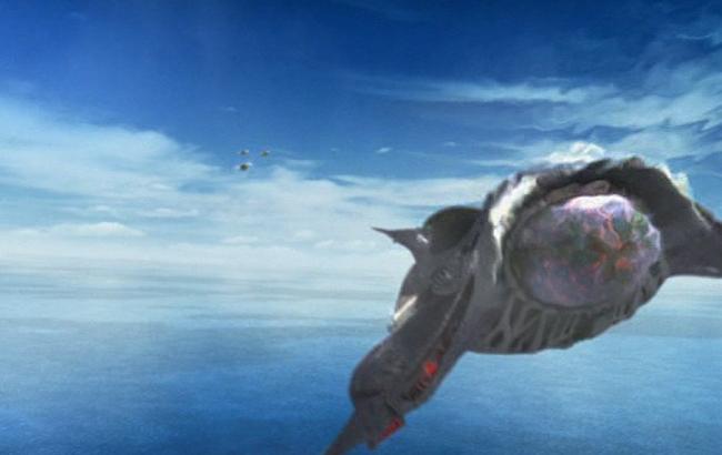 Stargate: Atlantis - Lexikon - Wraith Dart 2