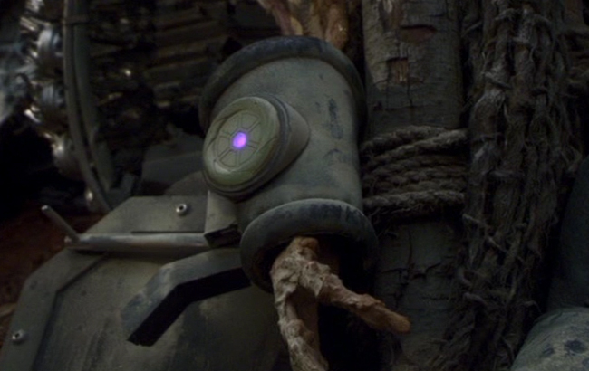 Stargate: Atlantis - Lexikon - Wraith-Drohne Sender 1