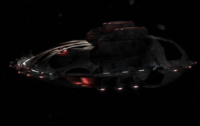 Lexikon - Stargate Universe SGU - Angriffsdrohne 1