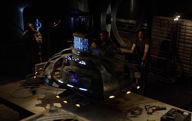 Lexikon - Stargate Universe SGU - Angriffsdrohne 3