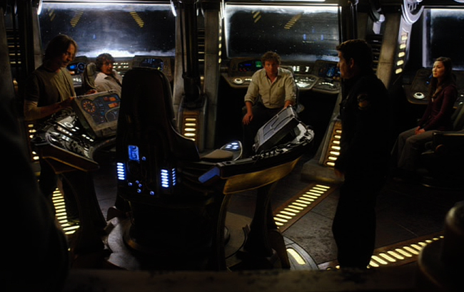 Lexikon - Stargate Universe SGU - Destiny Brücke 1
