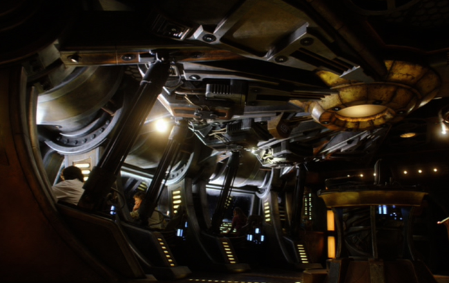 Lexikon - Stargate Universe SGU - Destiny Brücke 2