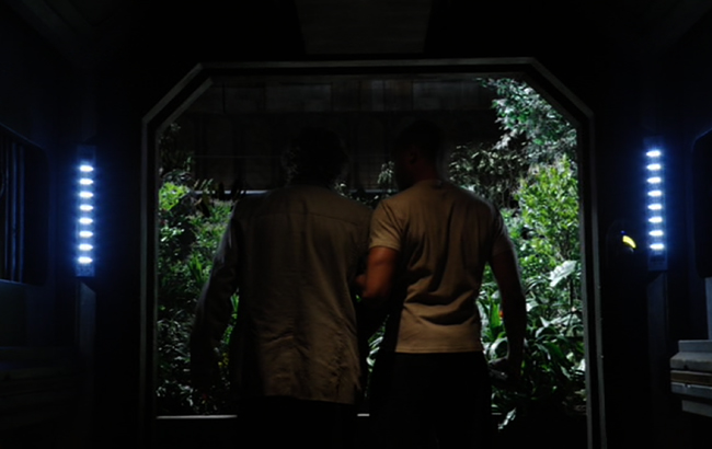 Lexikon - Stargate Universe Destiny Garten 2