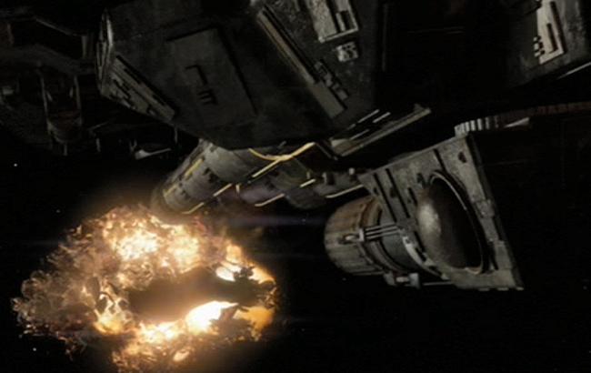 Lexikon - Stargate Universe Destiny Hauptgeschütz 2