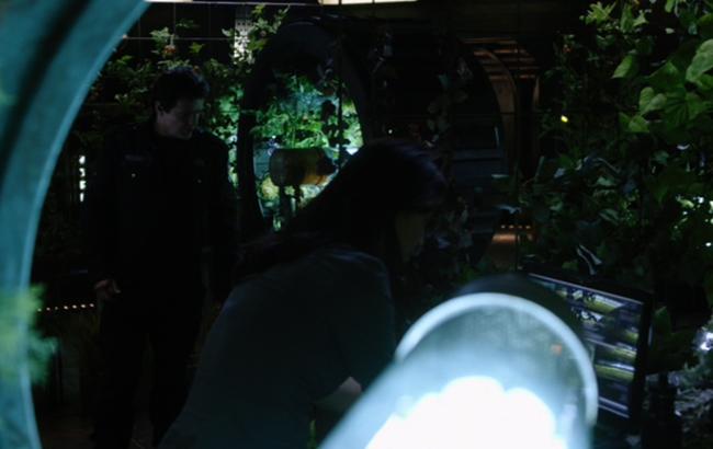 Stargate Universe - Lexikon - Hydroponiklabor 1