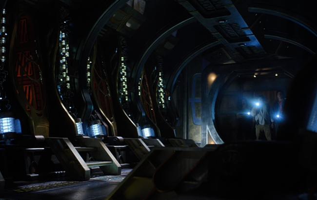 Lexikon - Stargate Universe - Destiny - Stasiskapseln - 1