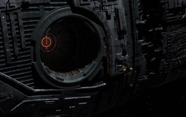 Lexikon SGU Stargate Universe - Nakai Mutterschiff 2