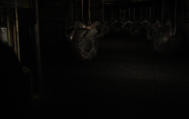 Lexikon - Stargate Universe SGU - Stasiskapseln Ursini 1