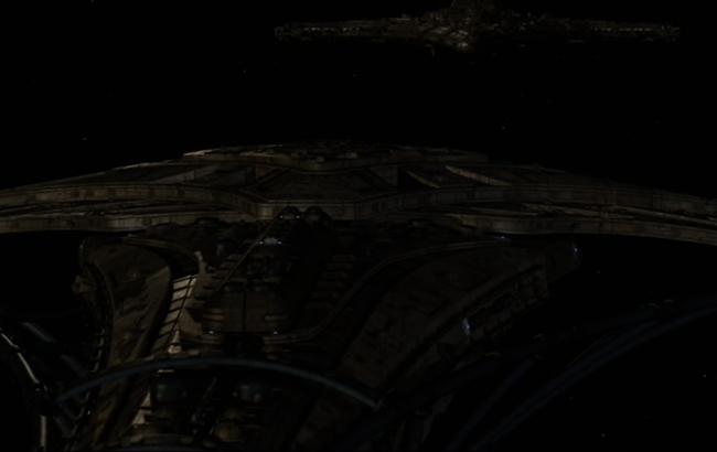 Stargate Universe - Lexikon - Vorhutschiff 1