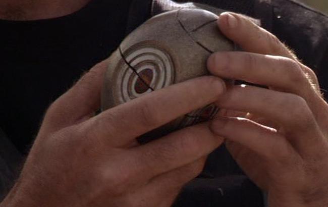 Lexikon - Stargate: Atlantis - Wraith-Handgranate - 1