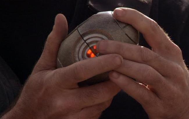 Lexikon - Stargate: Atlantis - Wraith-Handgranate - 3