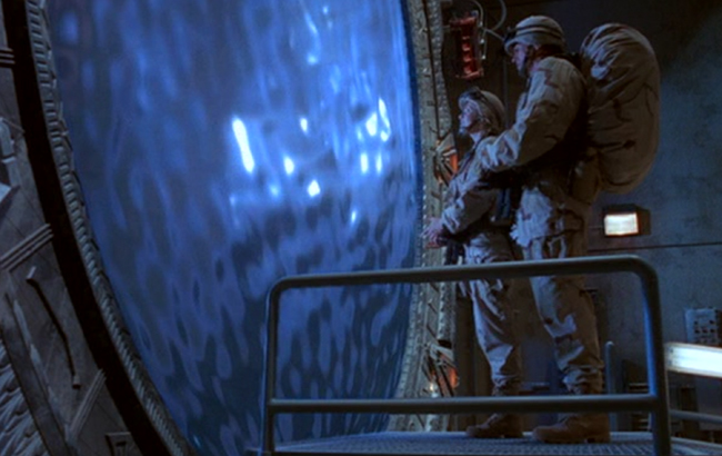 Stargate - Lexikon - Stargate Ereignishorizont 1