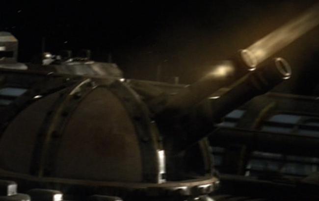 Lexikon - Stargate Universe SGU - Destiny Geschütze 1